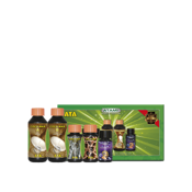 Box Coco Micro-Kit, zestaw startowy do kokosu Atami +Bloombastic 60ml,
