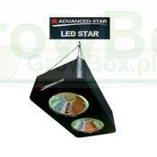 Lampa LED 2x200W ADVANCED STAR DUAL