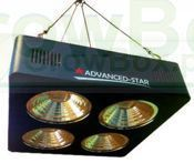 Lampa LED 4x200W ADVANCED STAR DUAL