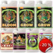 Zestaw Grow Micro Bloom - Hobbyist Level 100L / tydz