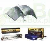 Zestaw HPS 250W Lumatek DIM, WINGS ENFORCER SMALL