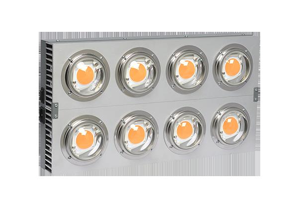 Lampa LED SPECTROLIGHT XPLOSION 800W SOCZEWKA 120°