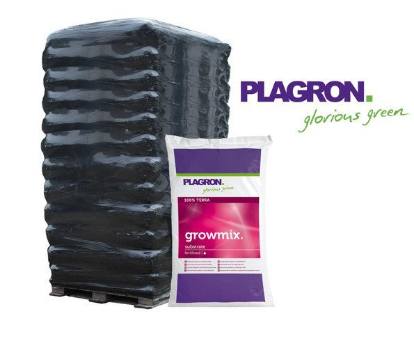 Plagron Grow-MIX 50L PALETA 55 WORKÓW